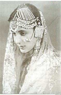 1940's bride princess mehrunnisa