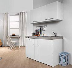 Modèle de base kitchenette.