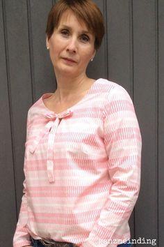 Top Pam aus La Maison Victor genäht von ganzmeinding