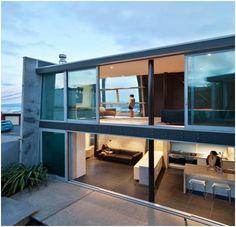 casa moderna vidro - Pesquisa Google