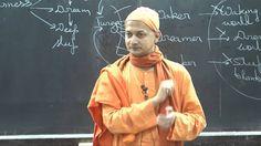 """Swami Sarvapriyananda at IITK - """"Who Am I?"""" according to Mandukya Upanis...  *A1*"""
