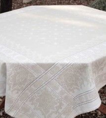 Arlesienne tablecloth, product available in the online shop doctordeco . Mattress, Shopping, Furniture, Home Decor, Products, Cots, Decoration Home, Room Decor, Mattresses