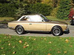 1969-1973 GILBERN INVADER 3.0 V6 - built in Pontypridd, Wales.
