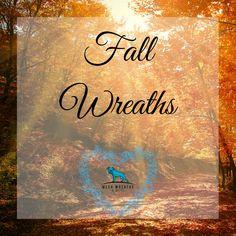 Fall Wreaths, Mesh Wreaths, Fall Door, Fall Decorating, Handmade, Home Decor, Art, Hand Made, Art Background
