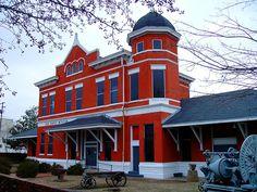 Old Louisville & Nashville Railroad Depot (Selma, Alabama)