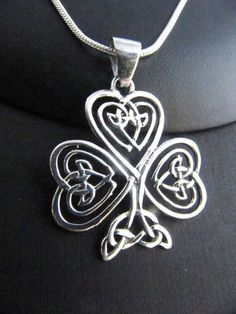 Celtic shamrock