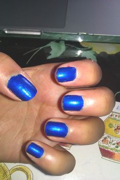 Calvin Klein -Splendid colour -Electric Blue