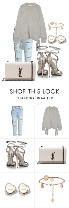 """""""Senza titolo #355"""" by victoriamuller-it ❤ liked on Polyvore featuring TIBI, Tom Ford and Yves Saint Laurent"""