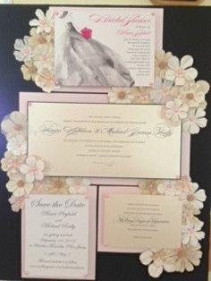 Wedding Invitation Keepsake By MloveDesigns On Etsy