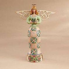 Jim Shore Angel Of Good Luck 4014035. #JimShore #Statue #Sculpture #Decor #Gift #gosstudio .★ We recommend Gift Shop: http://www.zazzle.com/vintagestylestudio ★