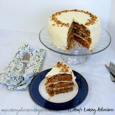 Amy's Cooking Adventures: Carrot Cake