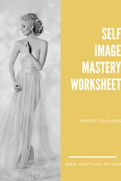 Get To Know Yourself On a Deeper Level With this Self-Image Worksheet Self Image, Getting To Know You, Self Help, Personal Development, Worksheets, Coaching, Success, Tools, This Or That Questions
