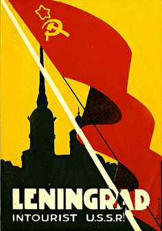 Leningrad poster. Pinned by Ignite Design & Advertising, Inc. www.clickandcombust.com