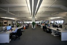 Collaborative Simplicity: A Tour of Square's New Office and Products - Core77