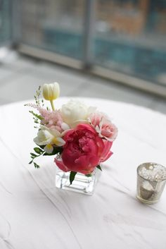 These would be adorable table pieces