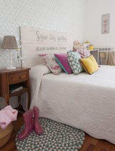 Santa Marina, Bed Pillows, Pillow Cases, Bedroom Decor, House Design, Interior Design, Crochet, Home Decor, Bedrooms