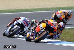 Stoner & Lorenzo - MotoGP - F1PARK