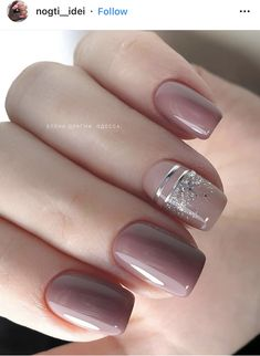 40 Newest Short Nail Art Design Don't Miss In spring And summer – Page 3 – Nailmon Cute Acrylic Nails, Gel Nail Art, Cute Nails, Pretty Nails, Nail Polish, Classy Nails, Stylish Nails, Pink Nails, My Nails