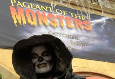 Pageant of the Monsters - Laguna Beach 10/25 - 10/31
