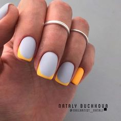 These gorgeous nail art designs are giving us all the manicure inspiration we need for our next manicure. We are obsessed with these fabulous nails. Neon Nails, Cute Acrylic Nails, Pink Nails, Cute Nails, Pretty Nails, Trendy Nail Art, Stylish Nails, Perfect Nails, Gorgeous Nails