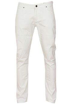 Pantaloni Bershka Ytaca White - doar 69,90 lei. Cumpara acum!