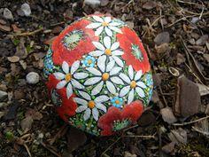 L' albero dei sassi: Sassi fioriti