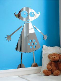 Awesome dressing mirror for my little ones  Louison Mirror by artist S | 20% OFF