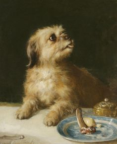 Just Caught, A Terrier by Thomas William Earl   Art Posters & Prints