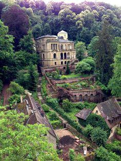 Beautiful Heidelberg http://www.travelandtransitions.com/destinations/destination-advice/