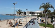 Испанский курорт - Аликанте - https://leisure-blog.com/alikante/