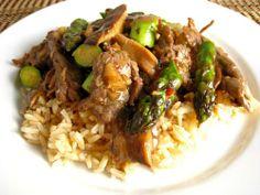 Stir Fry Recipes on Pinterest | Stir Fry, Asparagus and Beef