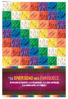 Periodic Table, Diagram, 3d, Cultural Diversity, November, School, Periotic Table