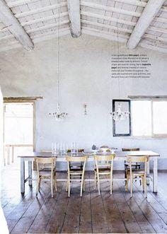 dining  A Beautiful Living: Några snygga kök...