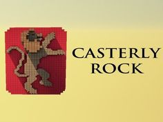 Game of Blocks - Making of Casterly Rock in Minecraft (Game of Thrones)