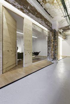 Oficinas Iconweb,© Iván Casal Nieto