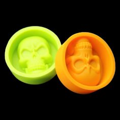 Skull Muffin Mug Silica Gel Chocolate Pudding Cake Decorated Muffins Forming Food grade Silicone Ice Mold Kitchen Accessories on Aliexpress.com | Alibaba Group