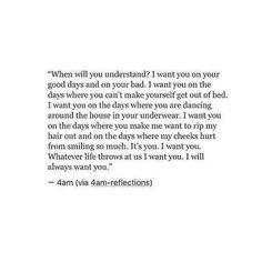 Always .