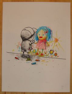 I Love You by Dran