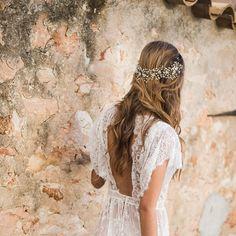 Cristal plus - hip&love Girls Dresses, Flower Girl Dresses, Bridal, Wedding Dresses, Bohemian, Weddings, Future, Fashion, Wedding Hair Styles