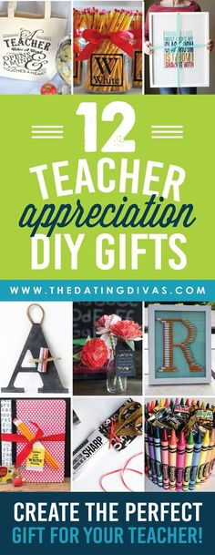I am SO in love with these DIY Teacher Appreciation gifts! Super easy and cute!!! www.TheDatingDivas.com