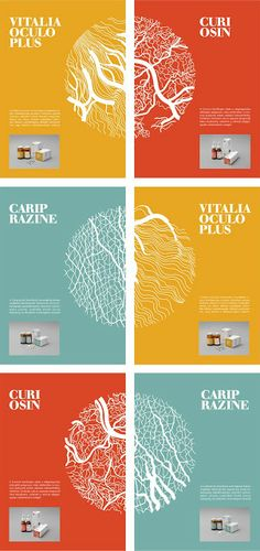 Medicine Package Design by Dóra Novotny (Student Project) on Packaging of the World - Creative Package Design Gallery