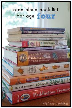 >>>Cheap Sale OFF! >>>Visit>> best read aloud books for four year olds - Wildflower Ramblings Preschool Books, Preschool Activities, Nanny Activities, Preschool Curriculum, Read Aloud Books, Good Books, Big Books, Kids Reading, Reading Aloud