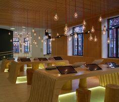 Tourism office in Bilbao. #lighting #project #iluminacion