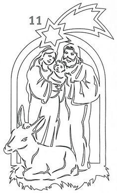 Christmas Stencils, Christmas Templates, Christmas Wood, Christmas Printables, Christmas Crafts, Christmas Decorations, Family Christmas, Kirigami, Scroll Saw Patterns