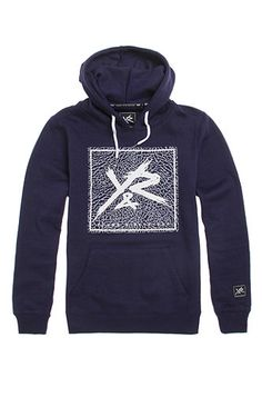 Young & Reckless Cement Square Pullover Hoodie at PacSun.com BUY ME THIS!!