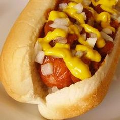 Detroit-Style Coney Dogs Allrecipes.com