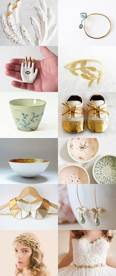 Splash+of+Gold+by+Lilly+Ousantzopoulou+on+Etsy--Pinned+with+TreasuryPin.com