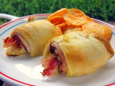 Tons of roll up recipes using cresent rolls