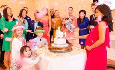 Bild: Kristine Veit Photography Reveal Parties, Gender Reveal, Birthday Cake, Photography, Daughter, Celebration, Birthday Cakes, Fotografie, Photography Business