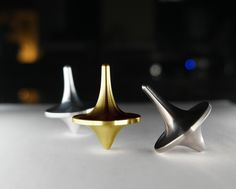 Precise, Durable and Elegant is what sets foreverspin apart form other spinning tops. A Spinning Top that is built to last and spin forever.